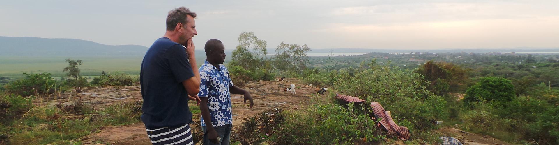 Trustee visit to Kenya September 2015